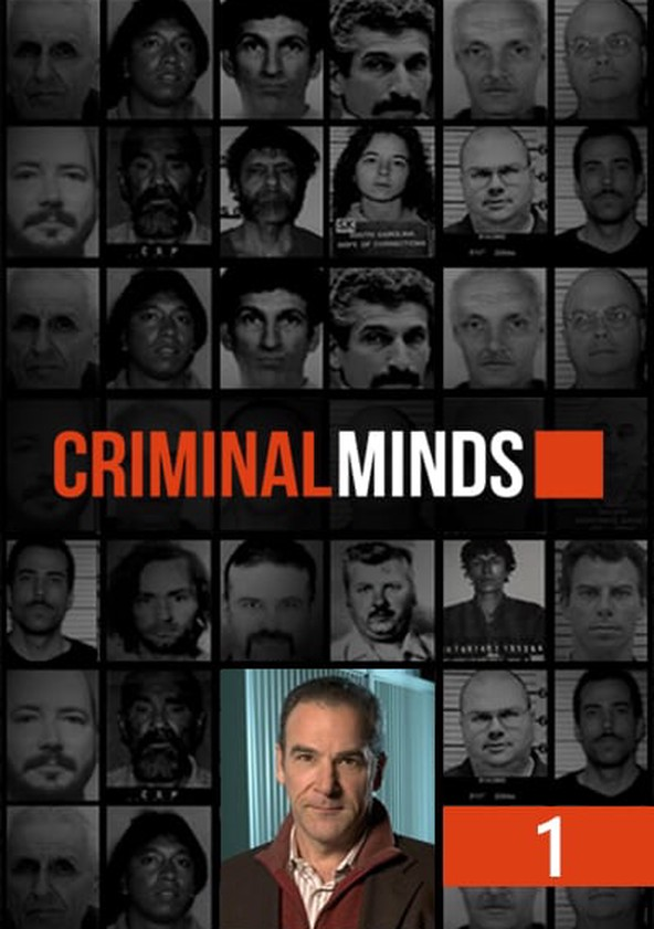 Criminal Minds Staffel 1 poster