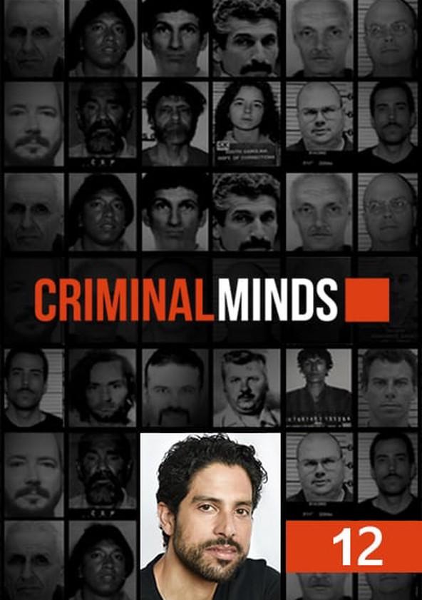 Criminal Minds Season 12 poster