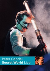 Peter Gabriel : Secret World Live