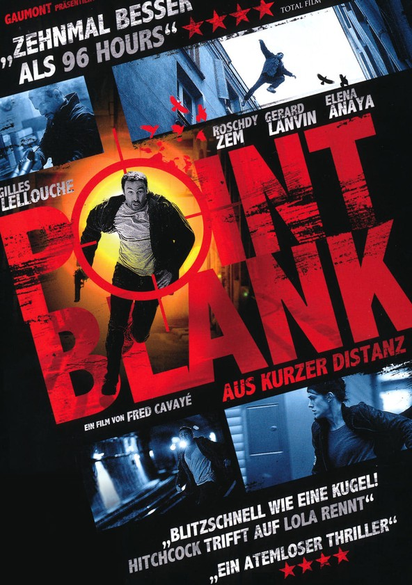Point Blank - Aus kurzer Distanz