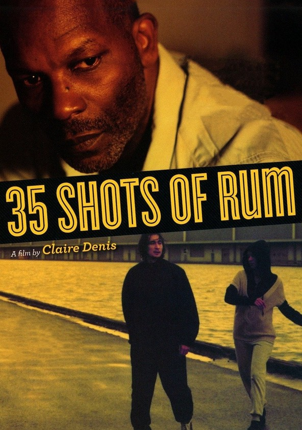 35 Shots of Rum poster