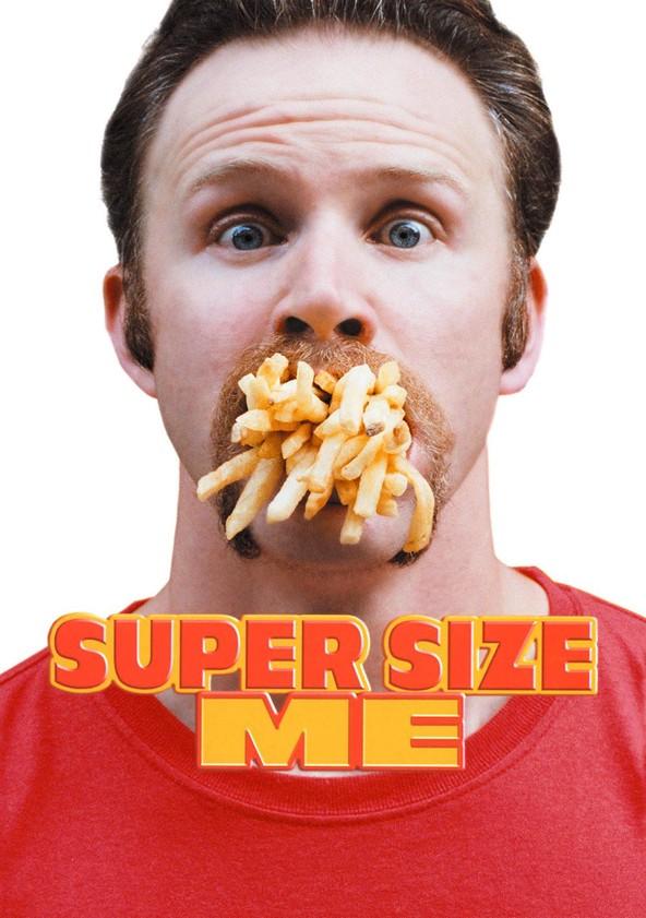 Super Size Me poster