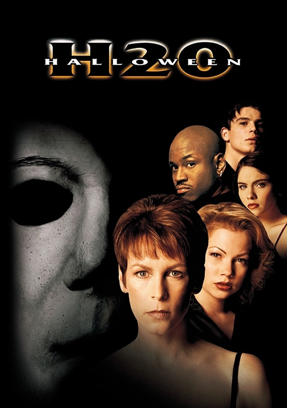 Halloween H20: Vinte Anos Depois poster