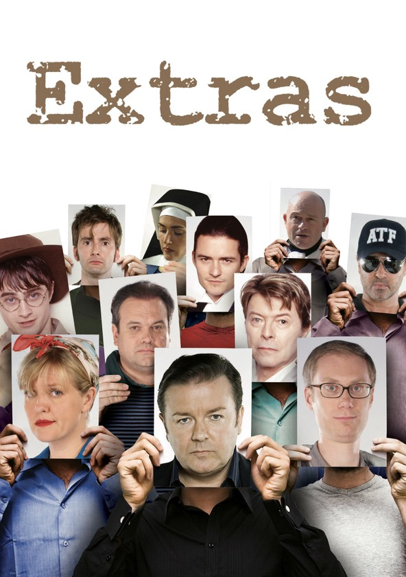 Image result for extras show