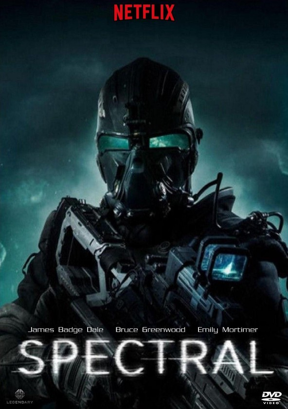 Spectral poster