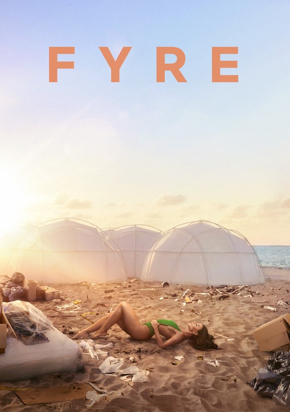 FYRE : Le meilleur festival qui n'a jamais eu lieu poster