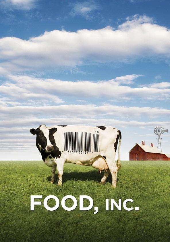 Food, Inc. - Was essen wir wirklich? poster