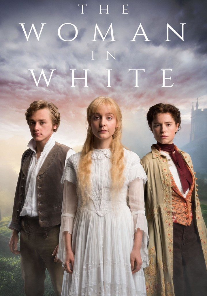 The Woman in White movie poster