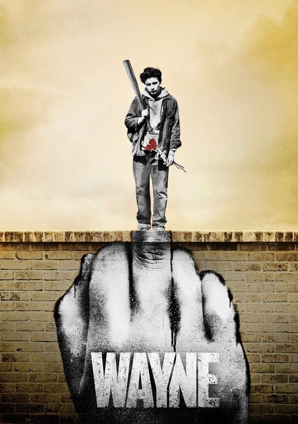 Wayne Season 1 poster