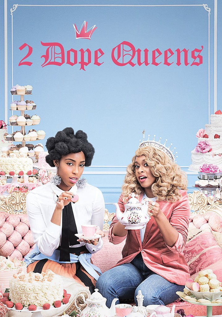2 Dope Queens: Season 1 movie poster