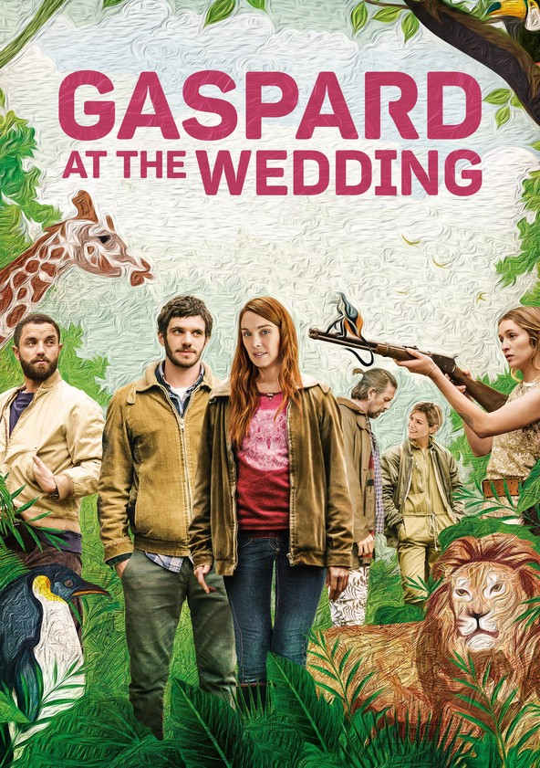 Gaspard at the Wedding poster