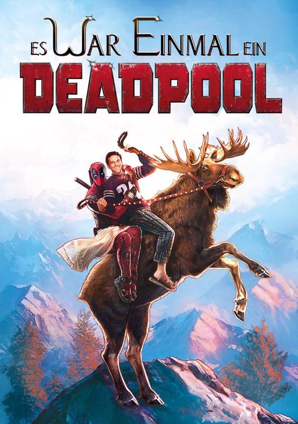Es war einmal ein Deadpool poster