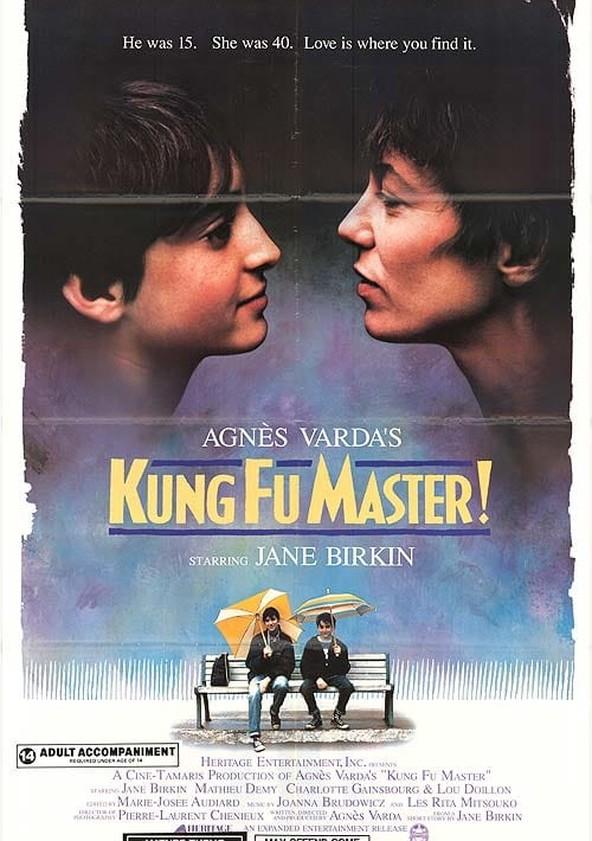 Kung-Fu Master! poster