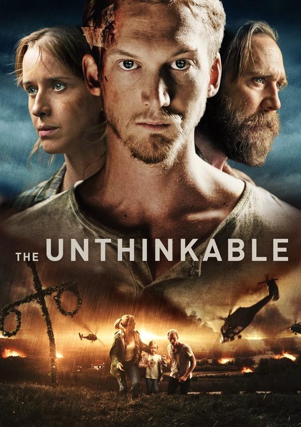 The Unthinkable - Die Unbekannte Macht poster