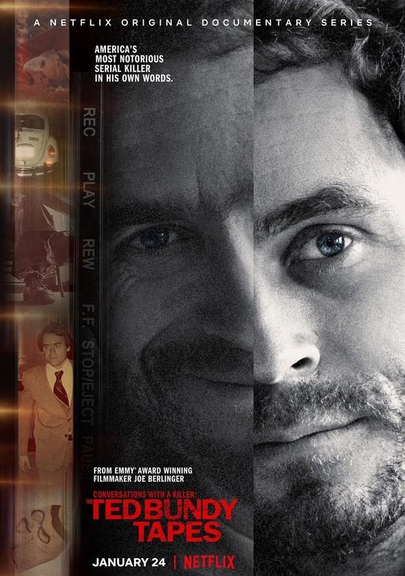 살인을 말하다: 테드 번디 테이프 poster