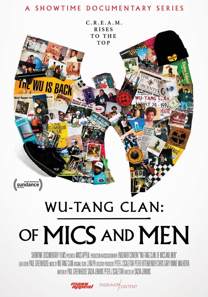 Wu-Tang Clan: Of Mics and Men movie poster
