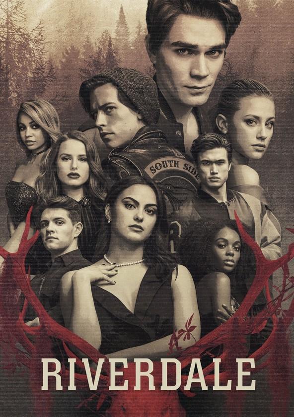 Riverdale 3.ª Temporada poster
