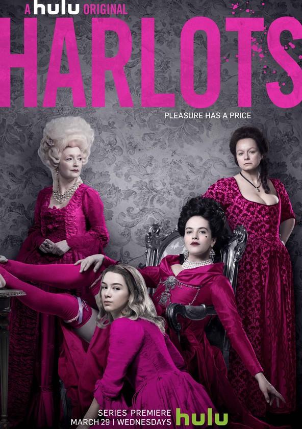 Harlots poster