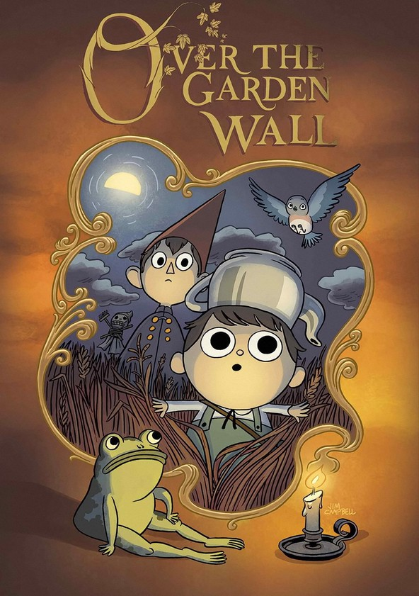 over the garden wall streaming tv series online - Over The Garden Wall Streaming
