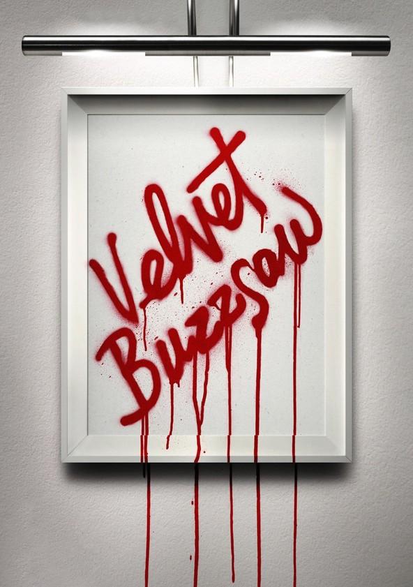 Velvet Buzzsaw poster