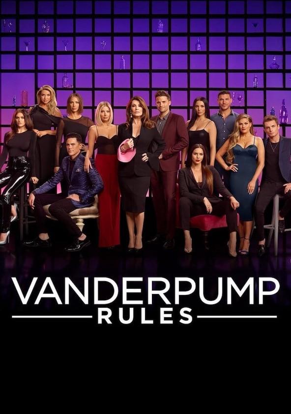 Vanderpump Rules Season 7 poster