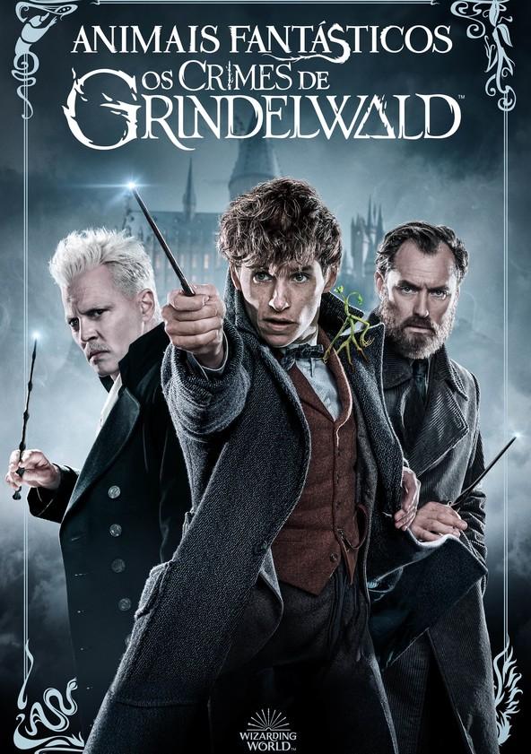 Monstros Fantásticos: Os Crimes de Grindelwald poster