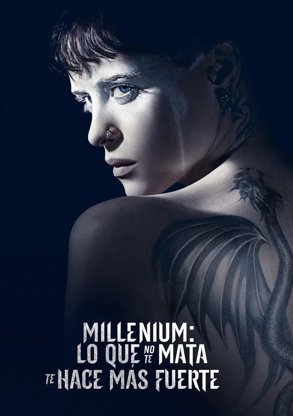 Millennium: Lo que no te mata te hace más fuerte poster