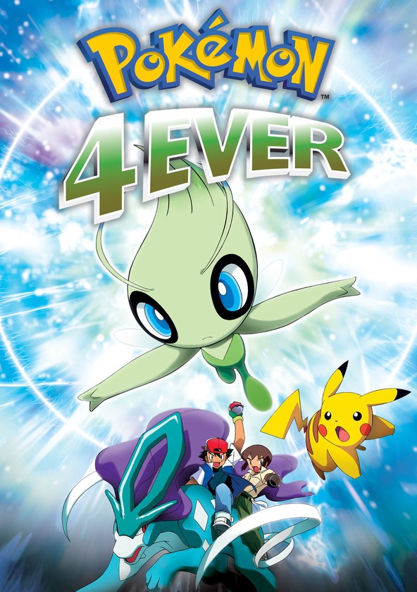 Pokemon 4ever Celebi Voice Of The Forest Streaming