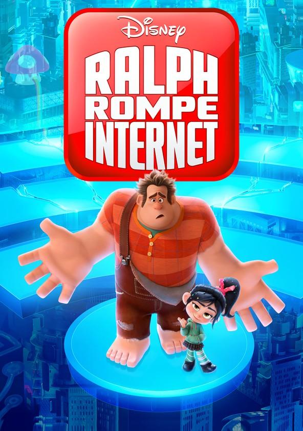 Ralph rompe Internet poster