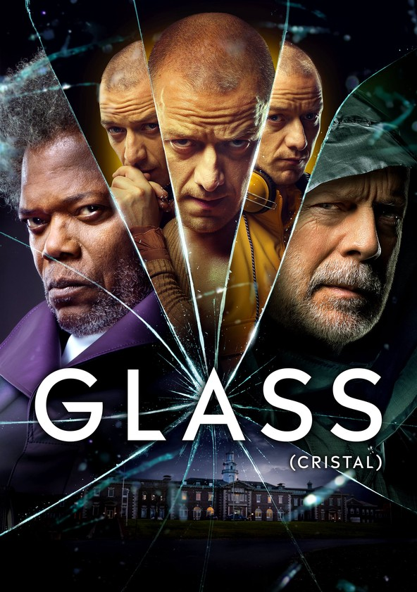 Glass (Cristal) poster