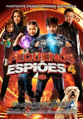 Spy Kids - Todo o Tempo do Mundo