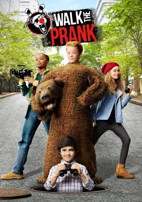 Walk the Prank Season 2 poster