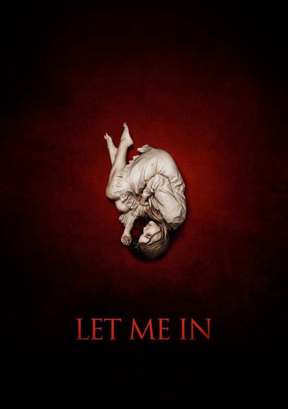 Let Me In poster