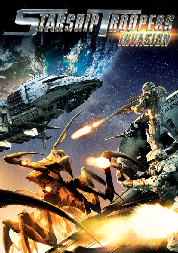 Starship Troopers: Invasion