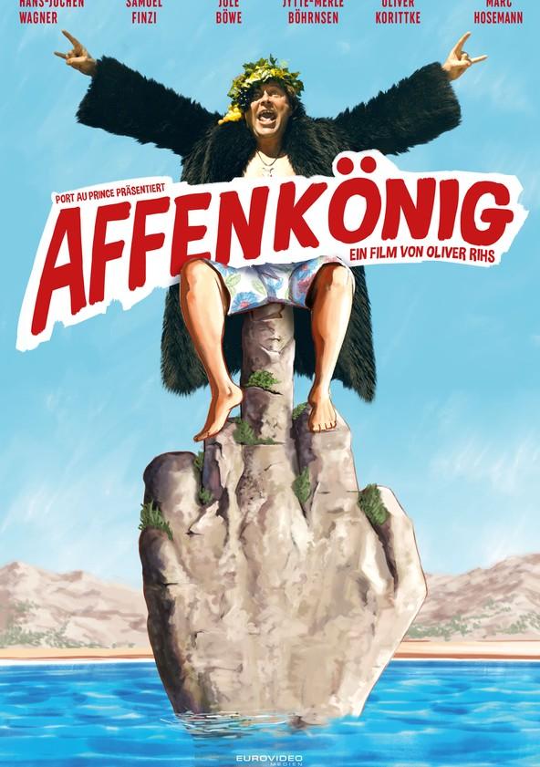 Affenkönig poster