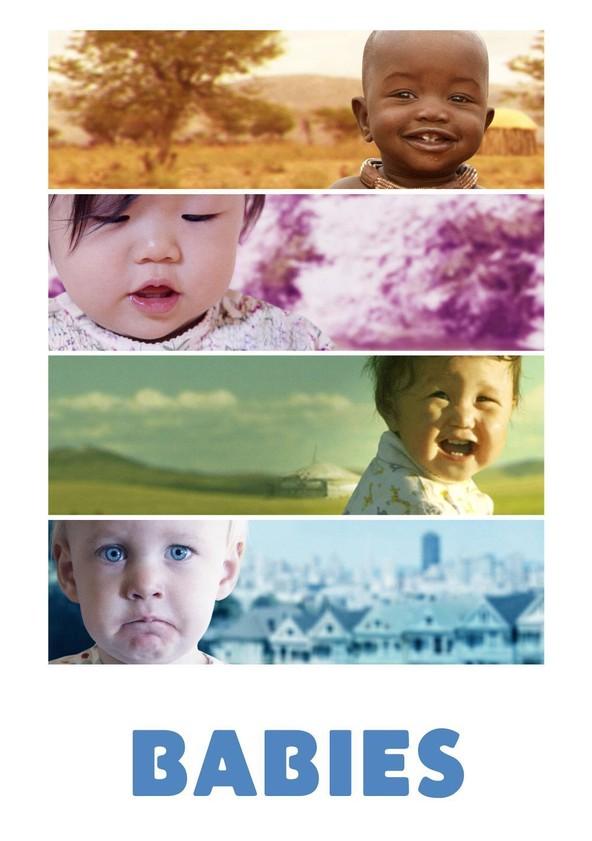 Bebês poster