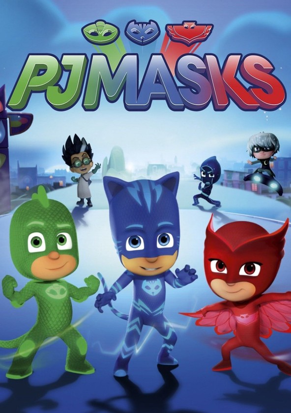 PJ Masks – Pyjamahelden