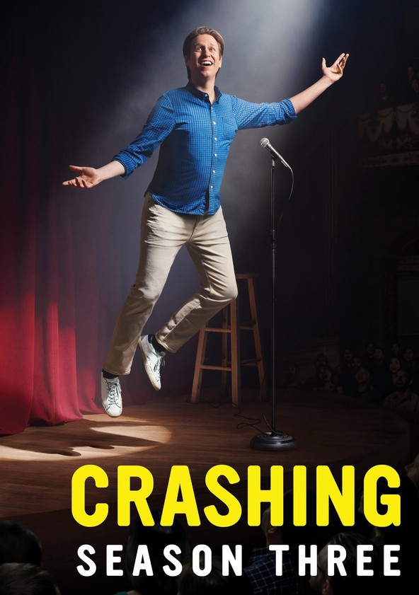 Crashing Season 3 poster