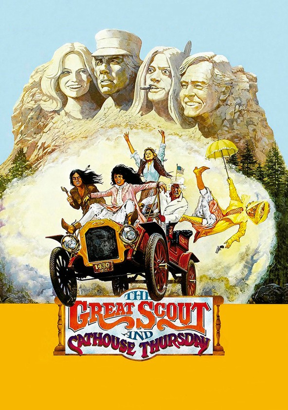 The Great Scout & Cathouse Thursday poster