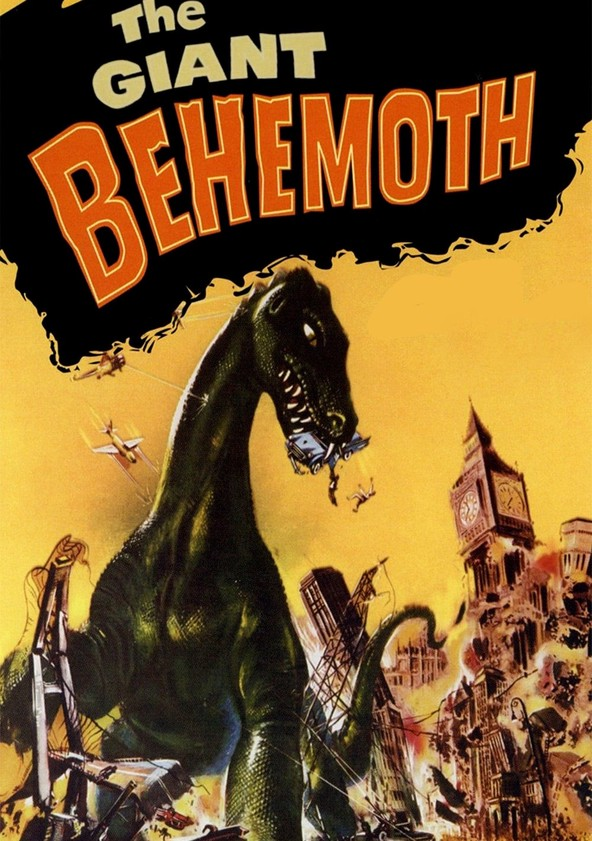 the giant behemoth 1959 youtube