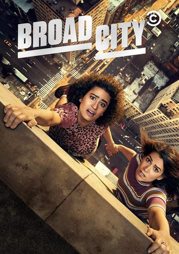 Broad City Temporada 5 poster