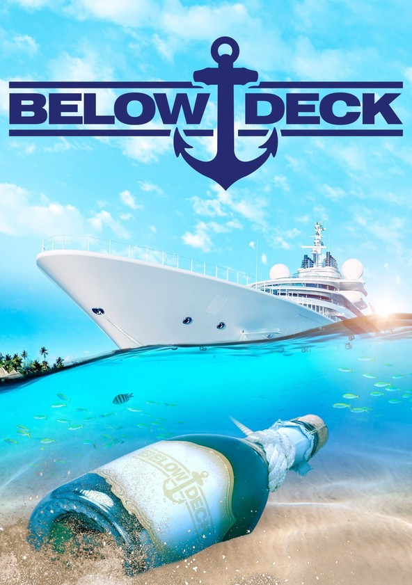 Below Deck Season 6 poster