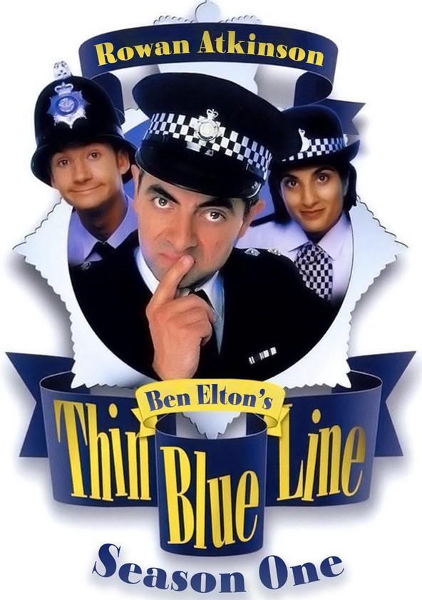 The Thin Blue Line Season 1 poster