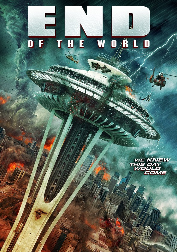 End of the World 2018 poster