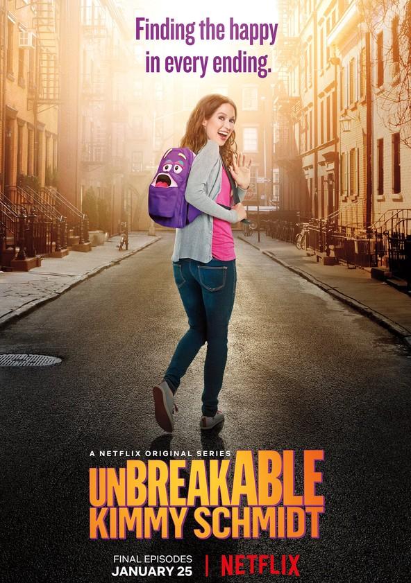 Unbreakable Kimmy Schmidt Season 4 poster