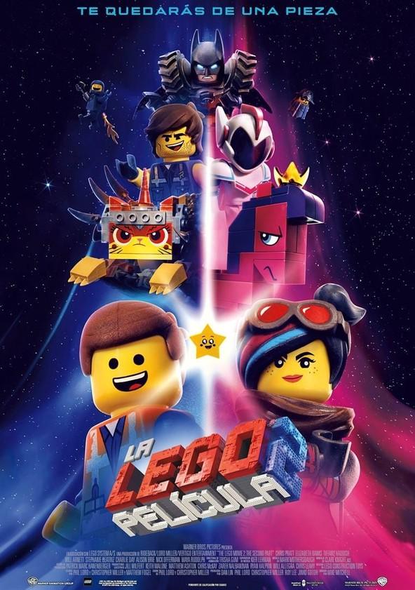 La LEGO película 2 poster