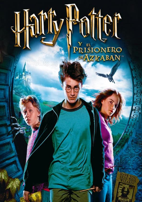 Harry Potter y el prisionero de Azkaban poster