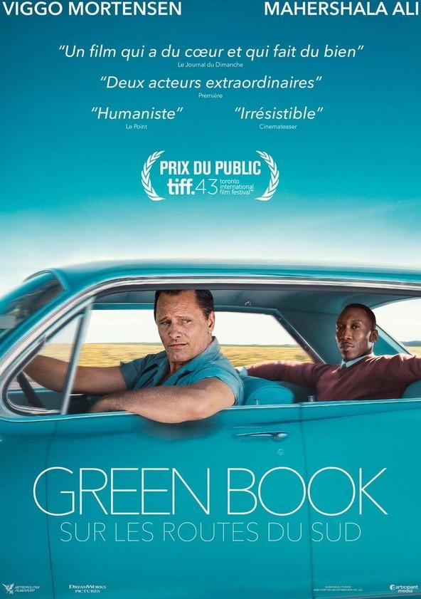 Green Book : Sur les routes du sud poster