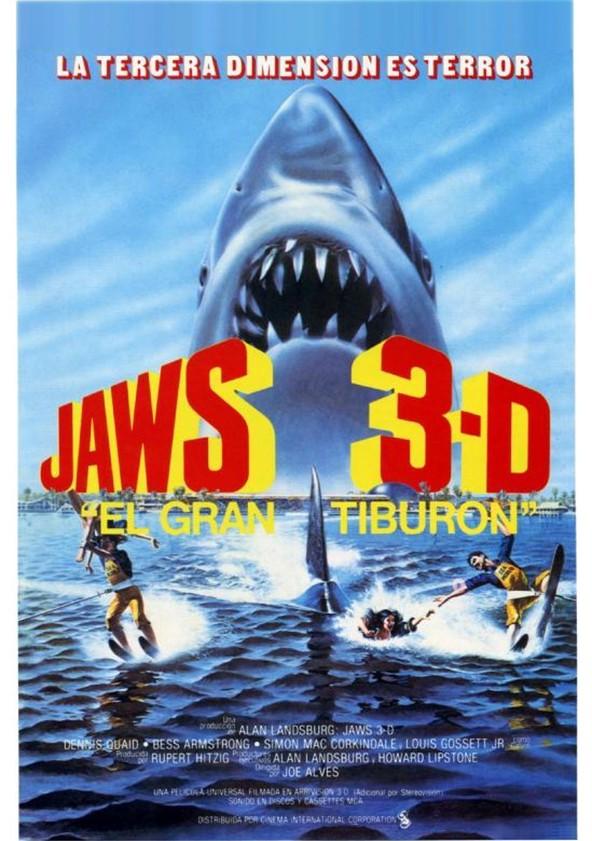 Tiburón 3-D: El Gran Tiburón