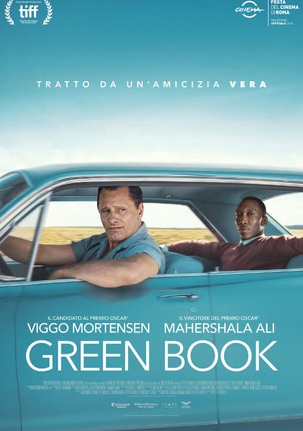 Green Book poster